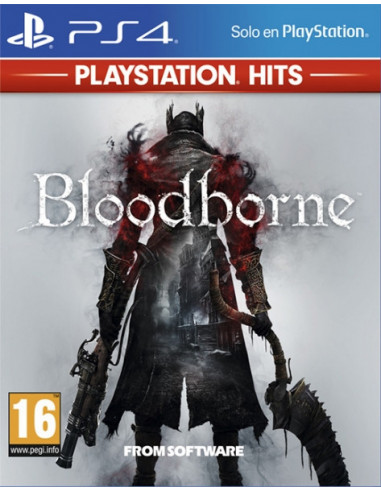 2379-PS4 - Bloodborne - PS Hits --0711719437970
