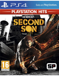 PS4 - Infamous: Second Son...