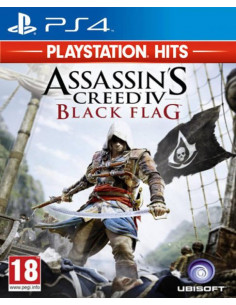 PS4 - Assassin's Creed IV:...
