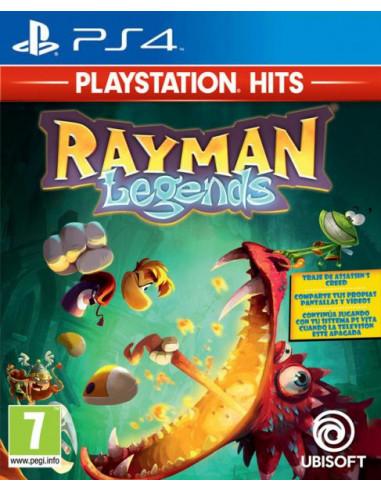 2078-PS4 - Rayman Legends - PS Hits --3307216076070