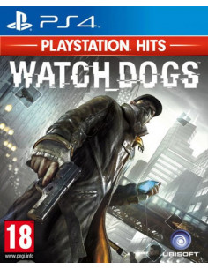 PS4 - Watch Dogs - PS Hits -