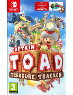 Switch - Captain Toad:...