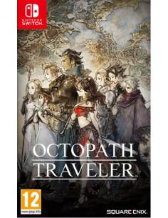 Switch - Octopath Traveler
