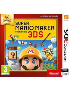 3DS - Super Mario Maker  -...