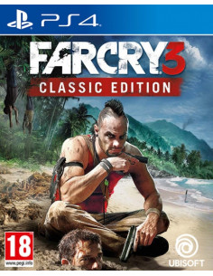 PS4 - Far Cry 3 Classic...