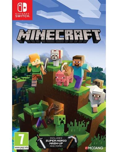 540-Switch - Minecraft: Nintendo Switch Edition-0045496420642