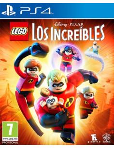 PS4 - LEGO Los Increibles