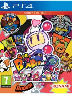 PS4 - Super Bomberman R...