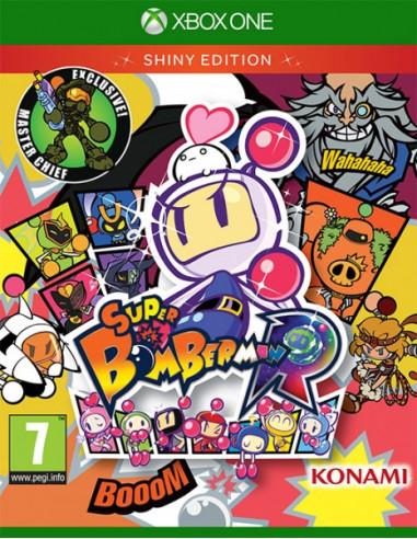 291-Xbox One - Super Bomberman R Edicion Shiny-4012927112564