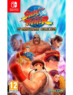 Switch - Street Fighter...