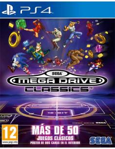 PS4 - SEGA Mega Drive Classics