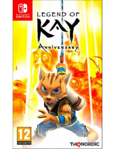 Switch - Legend of Kay...