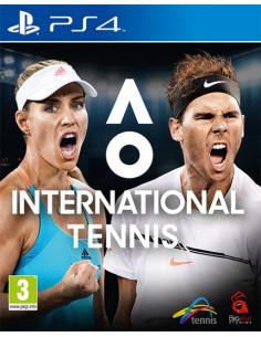 PS4 - AO International Tennis