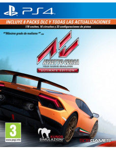 PS4 - Assetto Corsa Edicion...