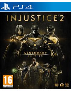 PS4 - Injustice 2: Edicion...