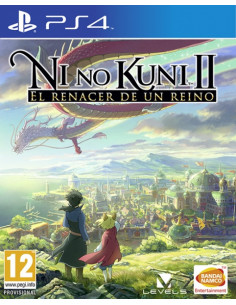 PS4 - Ni no Kuni II: El...