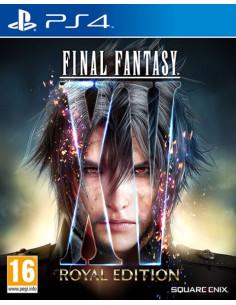 PS4 - Final Fantasy XV...