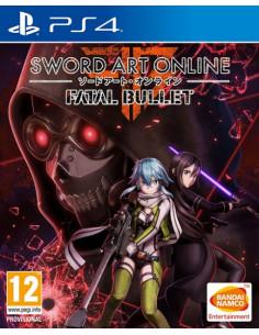 PS4 - Sword Art Online...