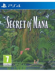 PS4 - Secret of Mana