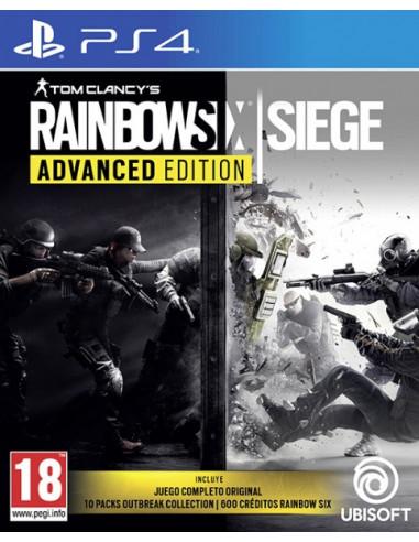 732-PS4 - Rainbow Six Siege Advanced Edition-3307216055037