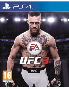 PS4 - UFC 3