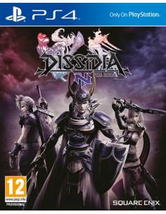 PS4 - Dissidia: Final...