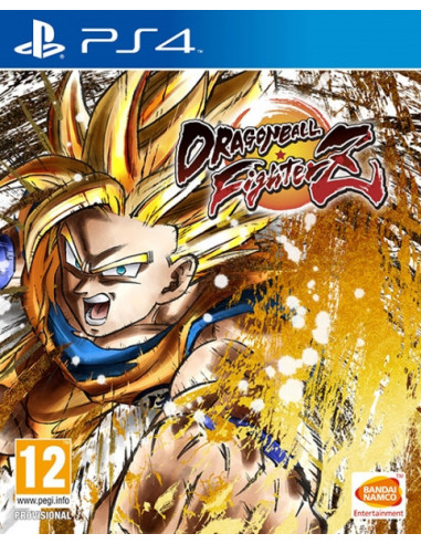 1019-PS4 - Dragon Ball FighterZ-3391891995412