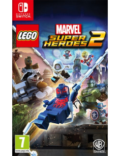Switch - Lego Marvel...