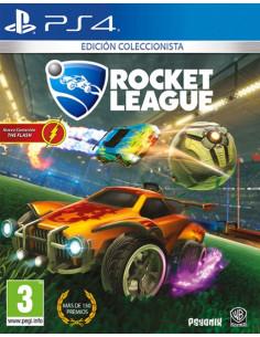 PS4 - Rocket League Edicion...