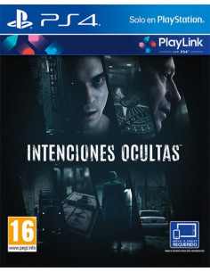 PS4 - Intenciones Ocultas