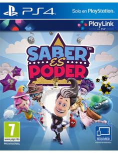PS4 - Saber Es Poder