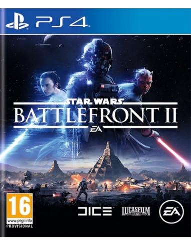 674-PS4 - Star Wars: Battlefront 2-5030947121617