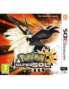 3DS - Pokemon Ultrasol