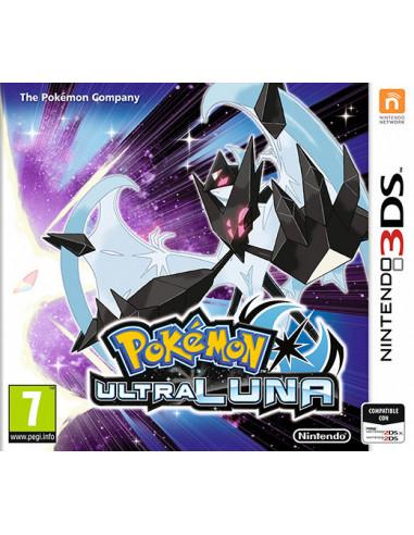 1285-3DS - Pokemon Ultraluna-0045496475727