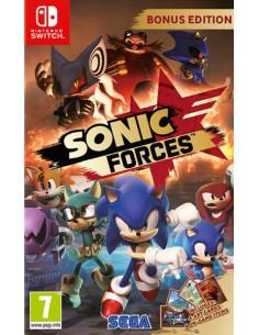 Switch - Sonic Forces Bonus...