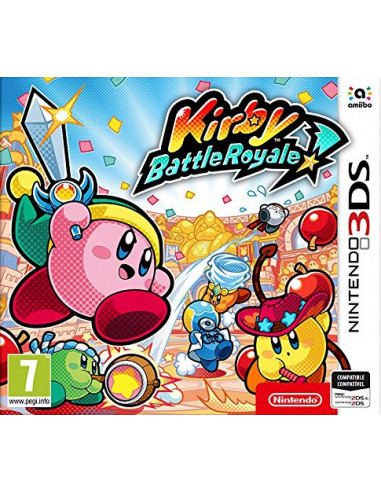 1104-3DS -  Kirby Battle Royale-0045496476878