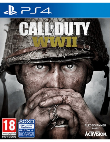 2583-PS4 - Call of Duty: WWII-5030917215636