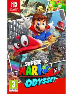 Switch - Super Mario Odyssey