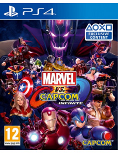 PS4 - Marvel vs Capcom:...