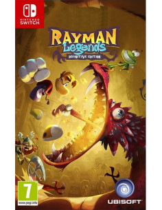 Switch - Rayman Legends...