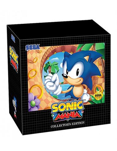 1484-Switch - Sonic Mania Edición Coleccionista - Import - USA-0010086770018