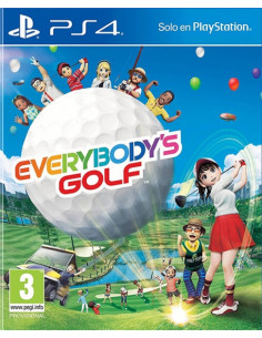 PS4 - Everybody's Golf