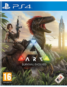 PS4 - ARK: Survival Evolved