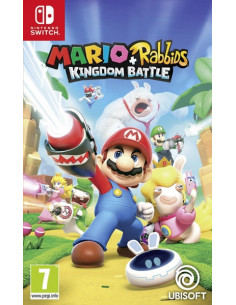 Switch - Mario + Rabbids:...