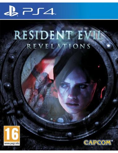 712-PS4 - Resident Evil Revelations HD-5055060913680