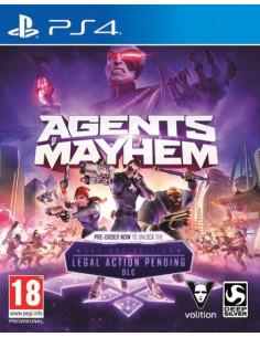 PS4 - Agents of Mayhem...