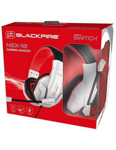 138-Switch - Blackfire NSX-10 Gaming Headset-8431305027119