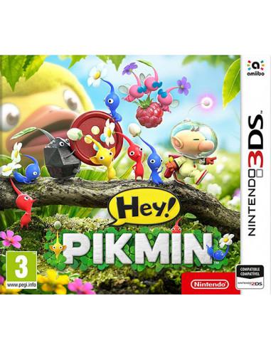 1214-3DS - Hey! Pikmin-0045496475338