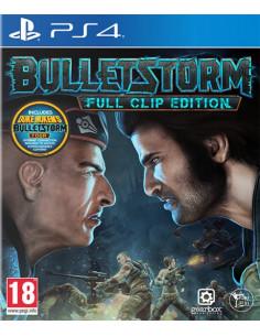 PS4 - Bulletstorm Full Clip...