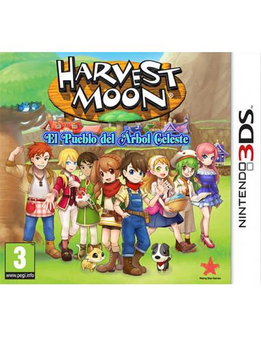 1236-3DS - Harvest Moon: El Pueblo del Arbol Celeste -5060102954712